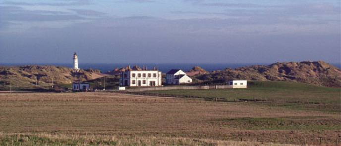 Lighthouse Cottages, Rattray Head, Rattray, Peterhead.