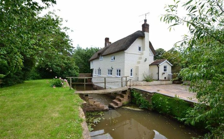 Lock Keeper's Cottage Ham, Taunton, Somerset, TA3