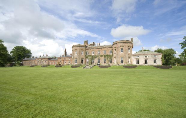 Manor Repositioned