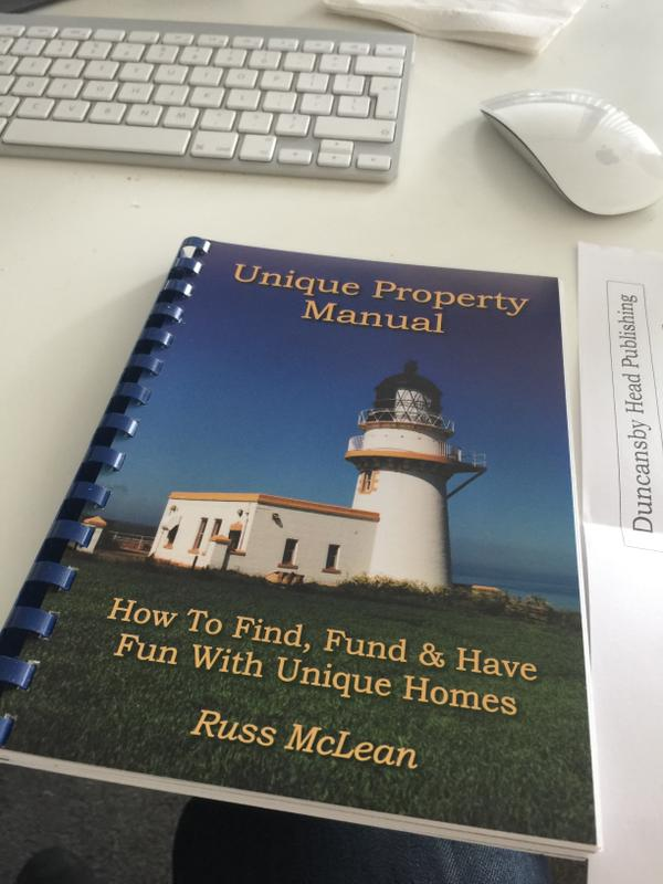 Marius Ciocanel Unique Property Manual