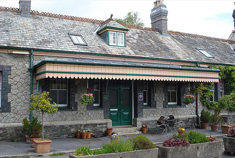 Old Tavistock Railway Station, Quant Park, Tavistock, Devon, PL16 0JQ a