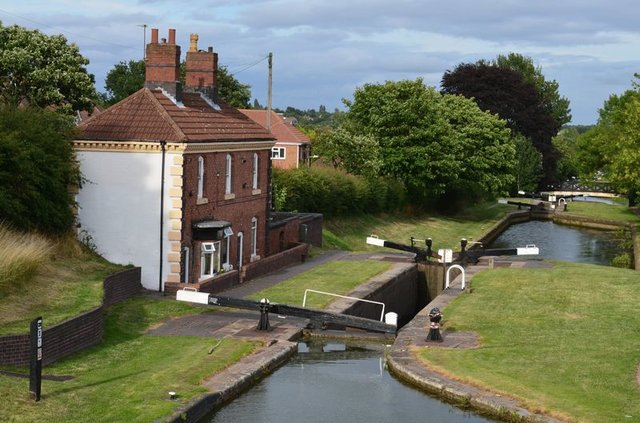 Perry Barr Locks, Fairview Avenue Walsall Road, Great Barr 1