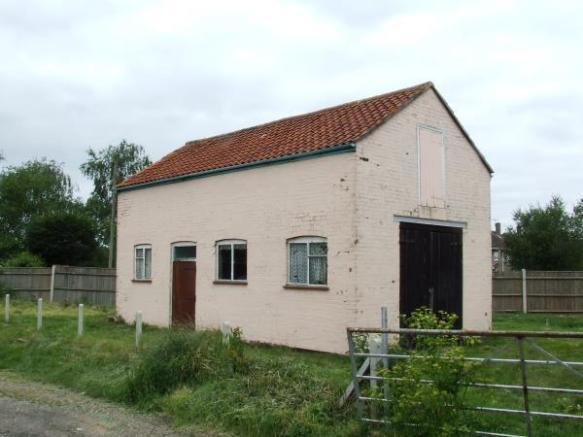 Railway Barn