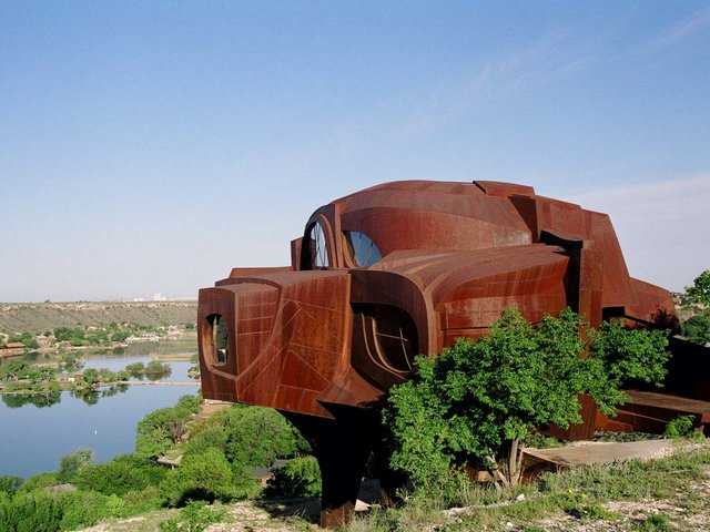 Robert Bruno Raw Steel House