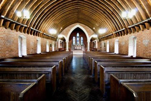 St John The Evangelist, Church Road 1