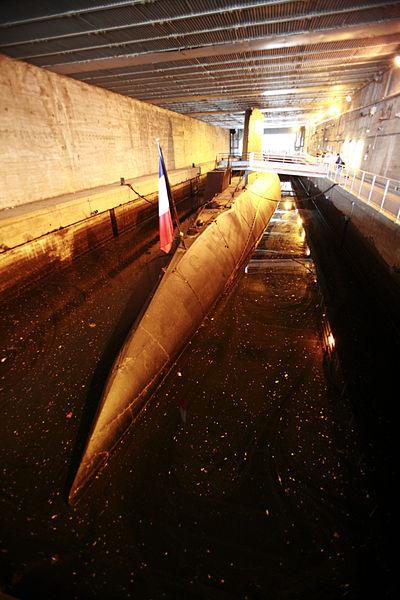 Submarine  Espadon Rama