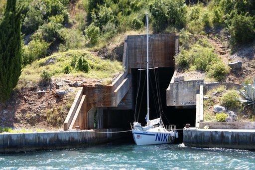 Submarine Pen Montenegro Andrey Sulitskiy MAIN