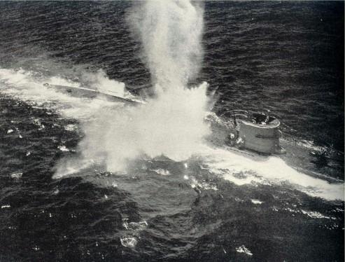 Submarine U156