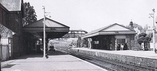 Tavistock (North) Railway Station 2
