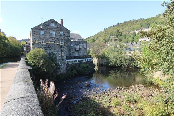 The Canal Works Building, Hebden Bridge, West Yorkshire