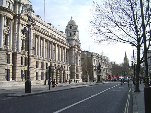 The Old War Office, Whitehall, Westminster 2 By Chris O