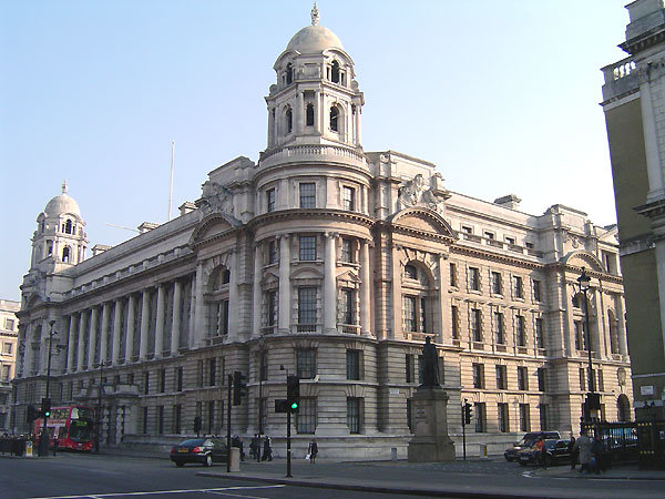 The Old War Office, Whitehall, Westminster Main 1