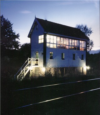 The Signal Box, Copley Lane, Shelley, West Yorkshire, HD8 8LZ