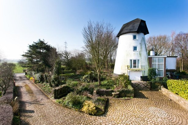 Treales Windmill Home
