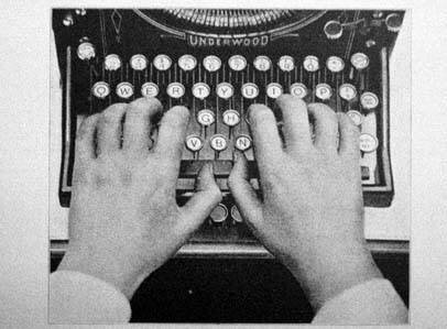 Typewriter Underwood Classic