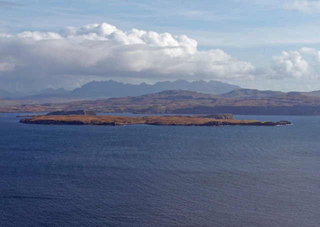 Wiay Island Richard Dorrell