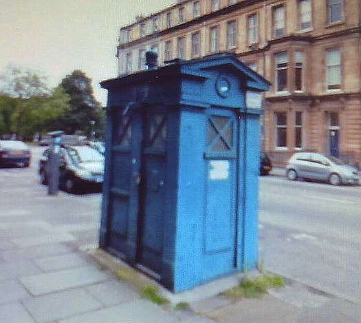 AAA Dr Who Style Tardis For Sale