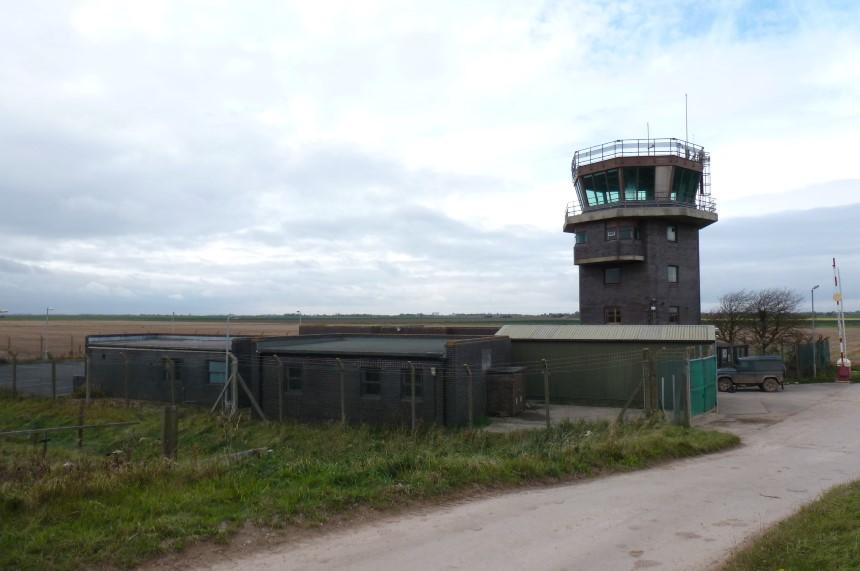 AAA 1 Air Control Tower, Sea Lane, Friskney, Boston, Lincolnshire, PE22 8SD
