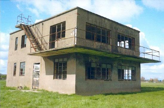 AAA Air Control Tower Berriewood Farm, Condover, Shrewsbury, Shropshire