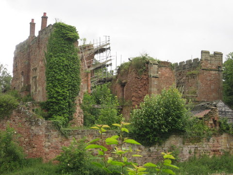 AAA Astley Castle Before Renovation Graham Burnett Lady Jane Grey RSZ