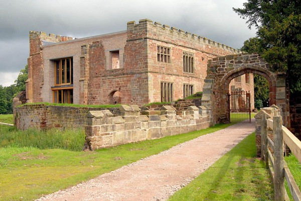 AAA Astley Castle Landmark Trust Unique Property Bulletin