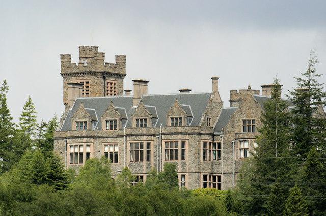 AAA Carbisdale Castle Stuart Logan