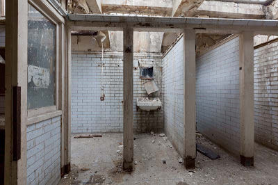 AAA Crystal Palace Underground Toilet Before Conversion