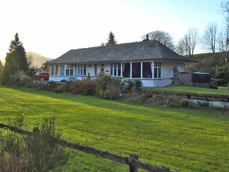 AAA Former Railway Station Longacres, Banavie, Fort William, PH33 7NG