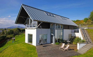 AAA Grand Designs Longhouse 1 Featured in Unique Property Bulletin