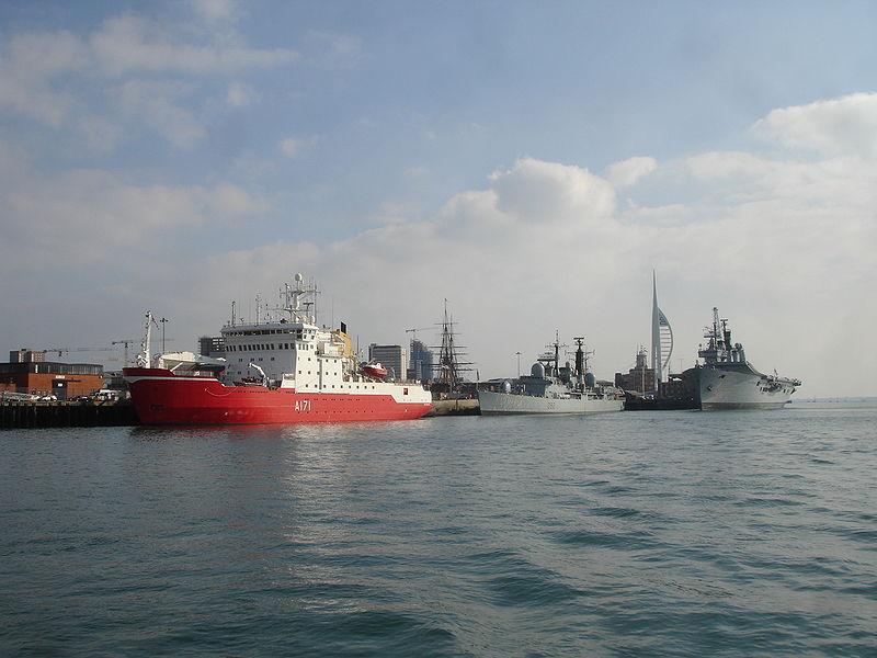 AAA HMS Endurance L Harris