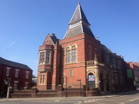 AAA Library Hindley