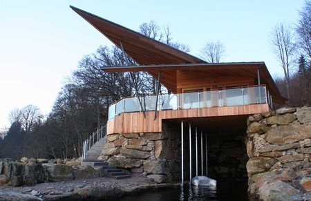 AAA Loch Tay Boat House Keith Richards