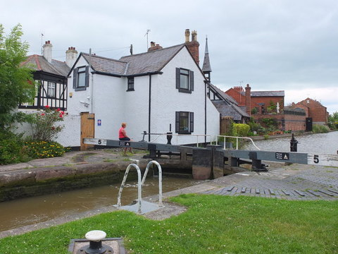 AAA Lock Keeper's Cottage, 66 Hoole Lane, Chester, Cheshire, CH2 3DX Bill Harrison