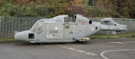 AAA Lynx Helicopter Airframe Bargain Price