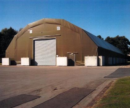 AAA Mod - Portable Hangar Fior Sale