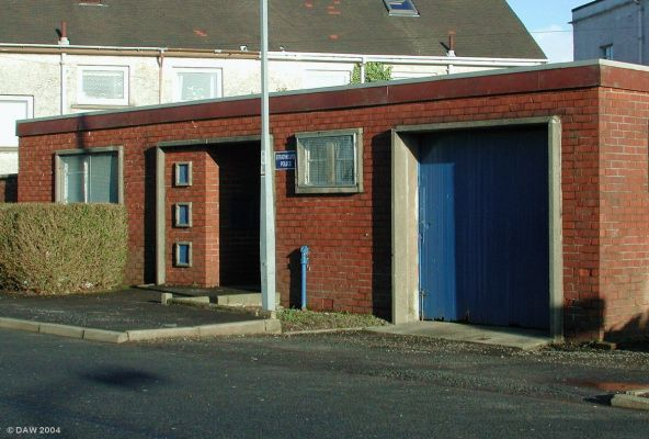 AAA Neilston Police Station