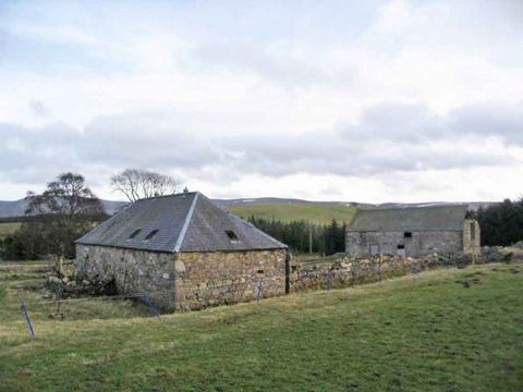 AAA Nether Clashnoir Mill, Glenlivet, Ballindalloch, Morayshire, AB37 9JR