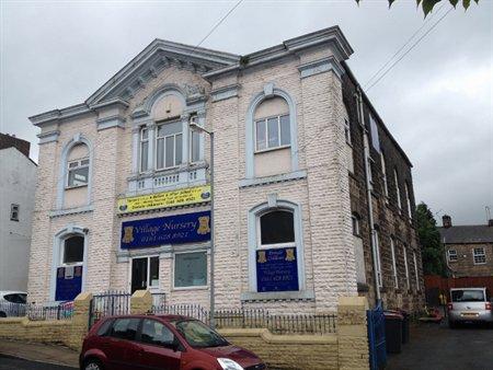 AAA Nursery Building