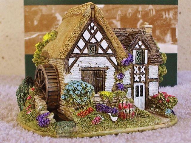 AAA Rossett Watermill Miniature