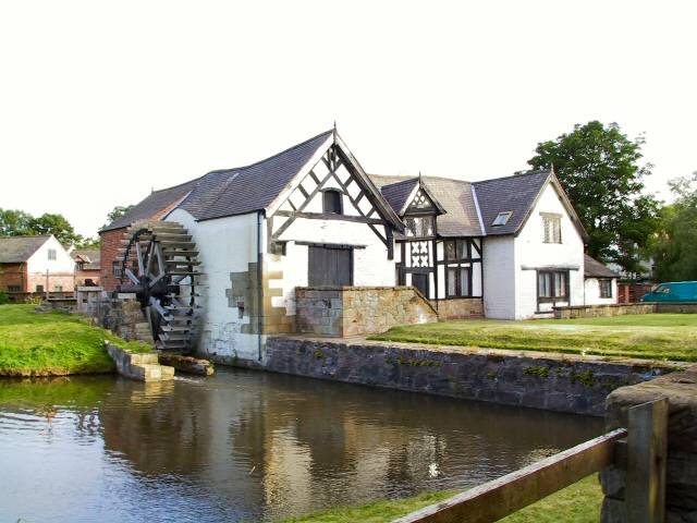 AAA Rossett Watermill Roger May