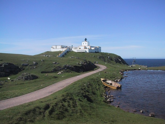 AAA Strathy Lighthouse Buildings Sarah Charlesworth