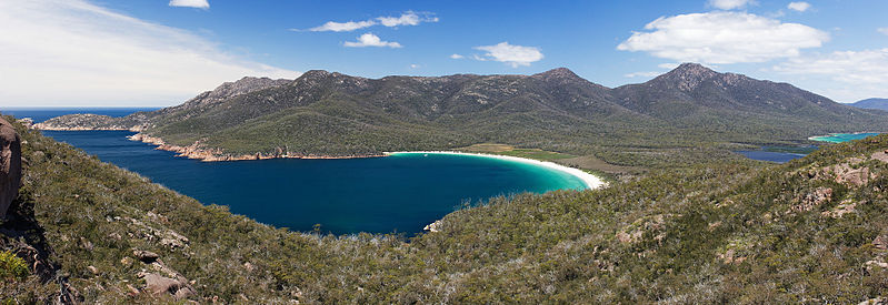 AAA Tasmania Wineglass Bay 2009 JJ Harrison