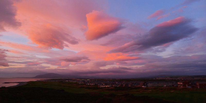 AAA View From Coastguard Station, Mill Lane, Walney Island, Barrow-in-Furness, Cumbria, LA14 3YQ.