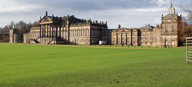 AAA Wentworth Woodhouse The Hall Family