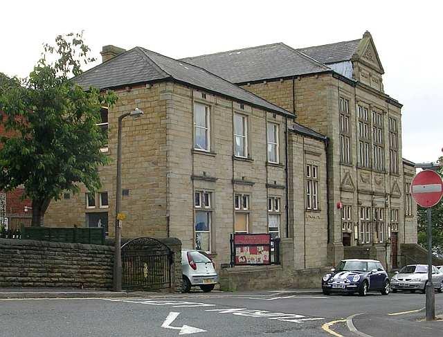 AAAA Birstall Methodist Church Premises Betty Longbottom