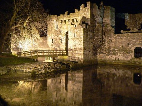 Beaumaris Castle - Photo - Stephen - Elwyn Roddick
