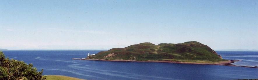 Davaar Island Wings Album Backdrop Alternative View