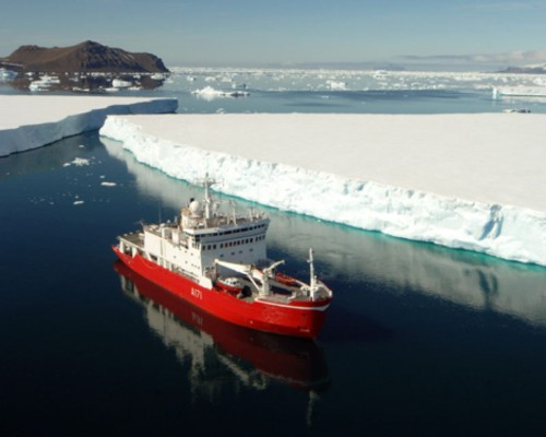 HMS Endurance James Caird Society