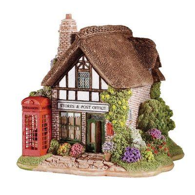 Post Office Miniature Prize Unique Property Bulletin