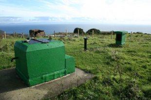 ROC UKWMO Nuclear Bunker Kildonan, Isle Of Arran, KA27 8RW
